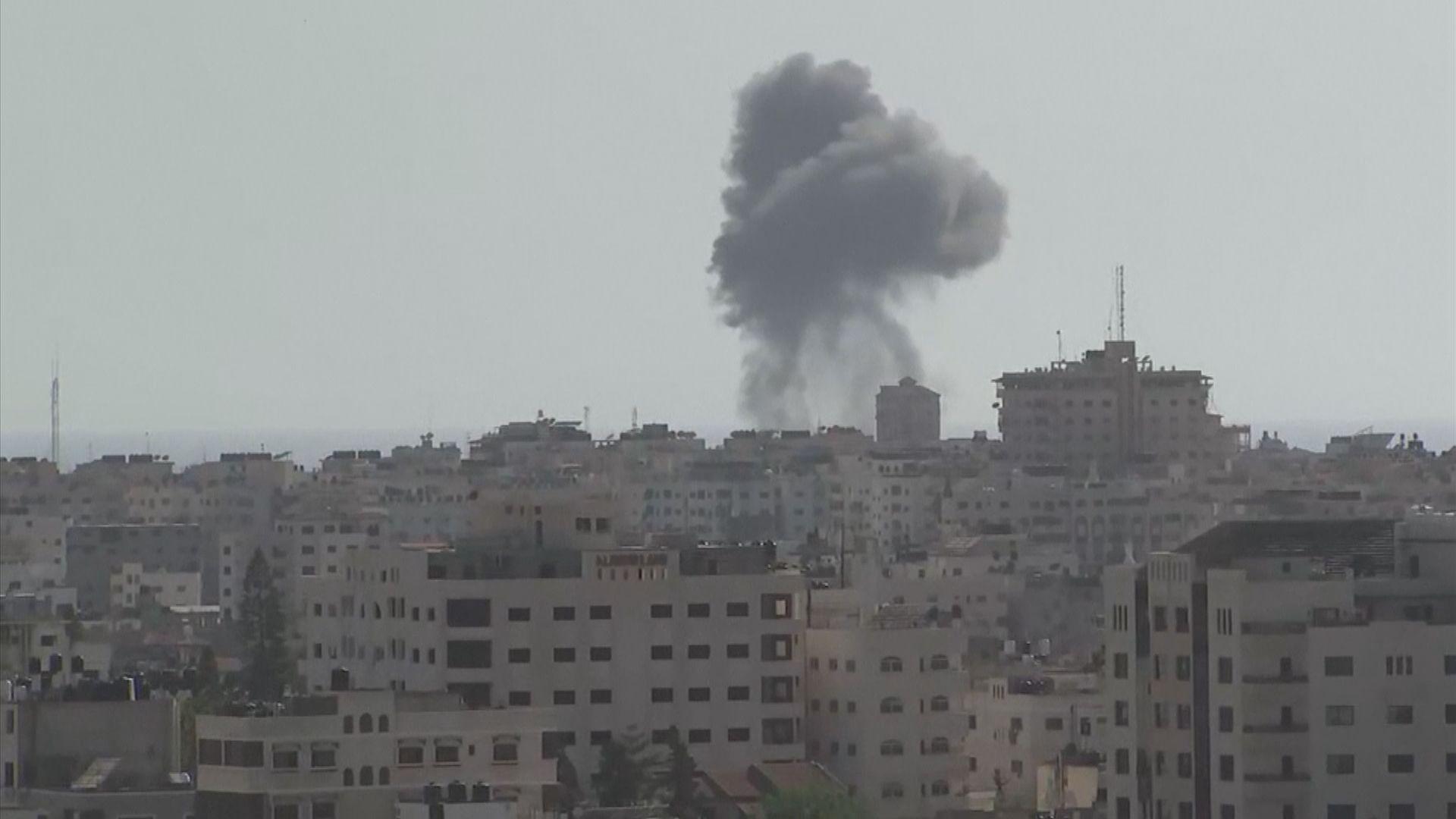 埃及政府尋求以巴停火 巴勒斯坦官員確認談判進行中