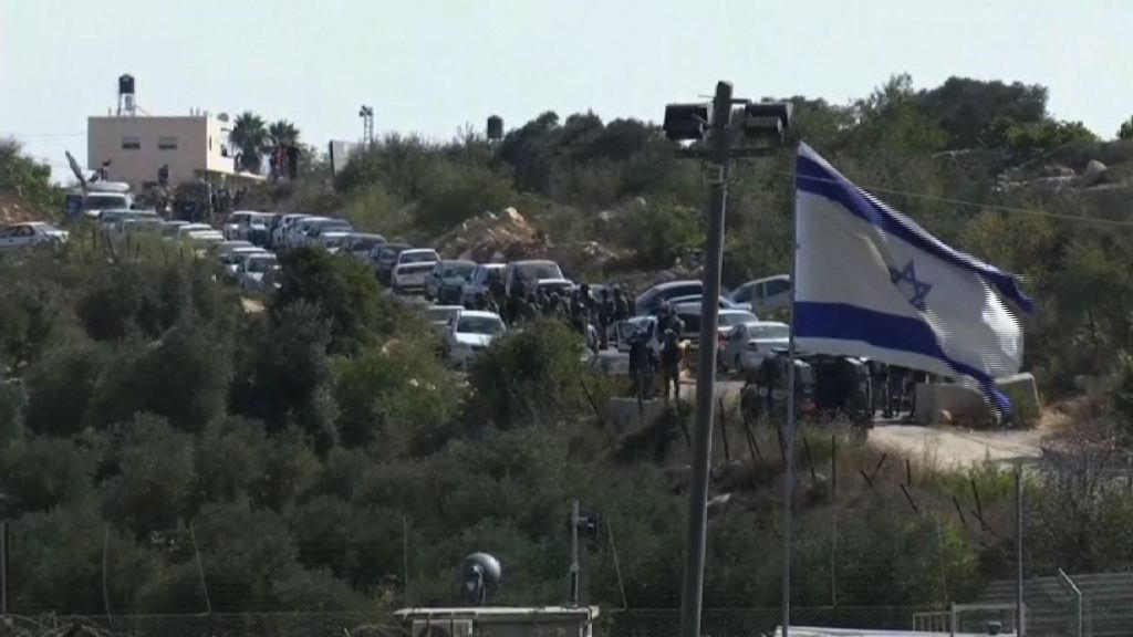巴勒斯坦槍手擊斃三名以色列人
