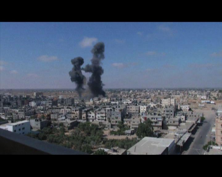 哈馬斯曾向以色列核設施發射火箭炮