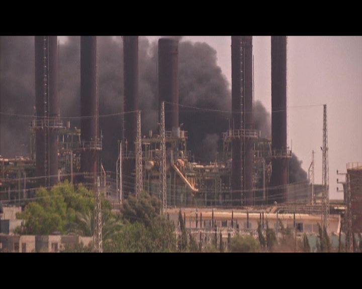 加沙發電廠被炸九成人停電停水