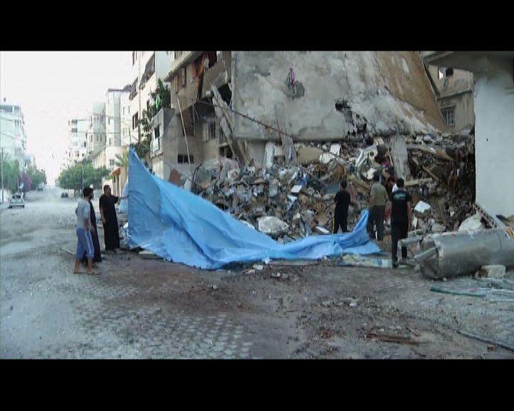埃及提出以巴停火方案