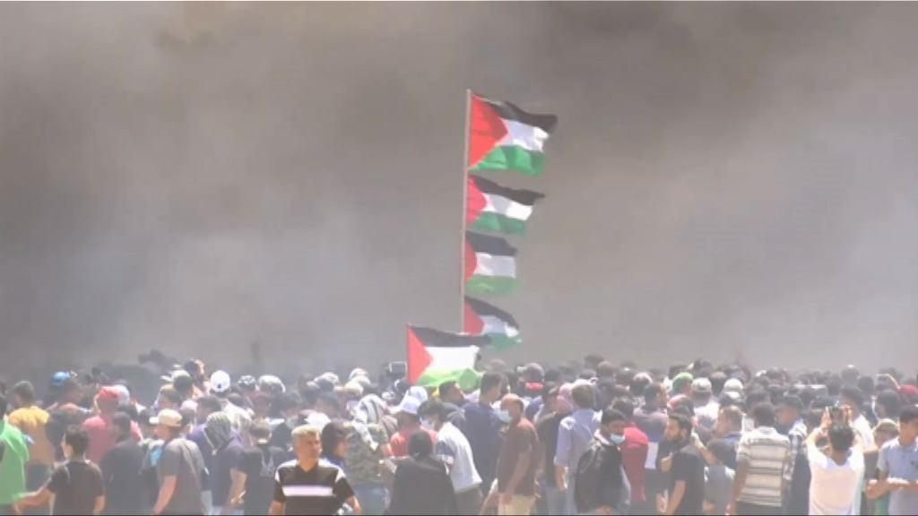 加沙邊境數萬人示威釀嚴重死傷