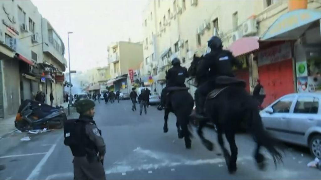 巴勒斯坦示威持續 阿盟促特朗普撤回決定