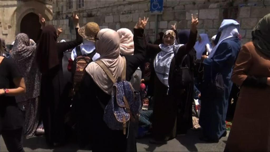 聖殿山新保安措施未能平息巴勒斯坦不滿