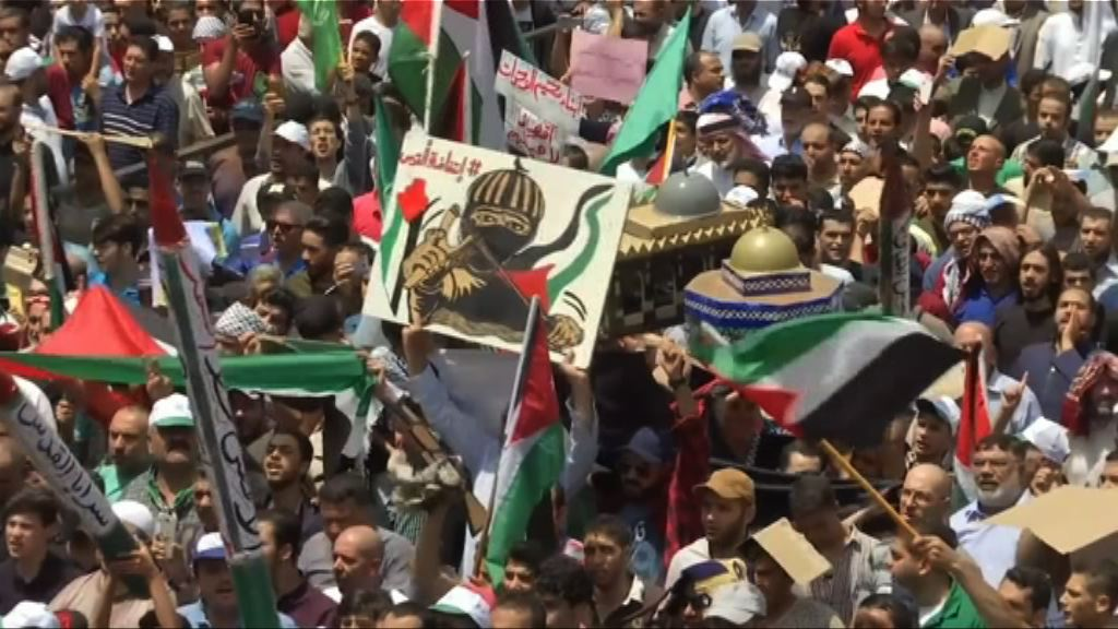 美國派代表到以色列協助緩和局勢