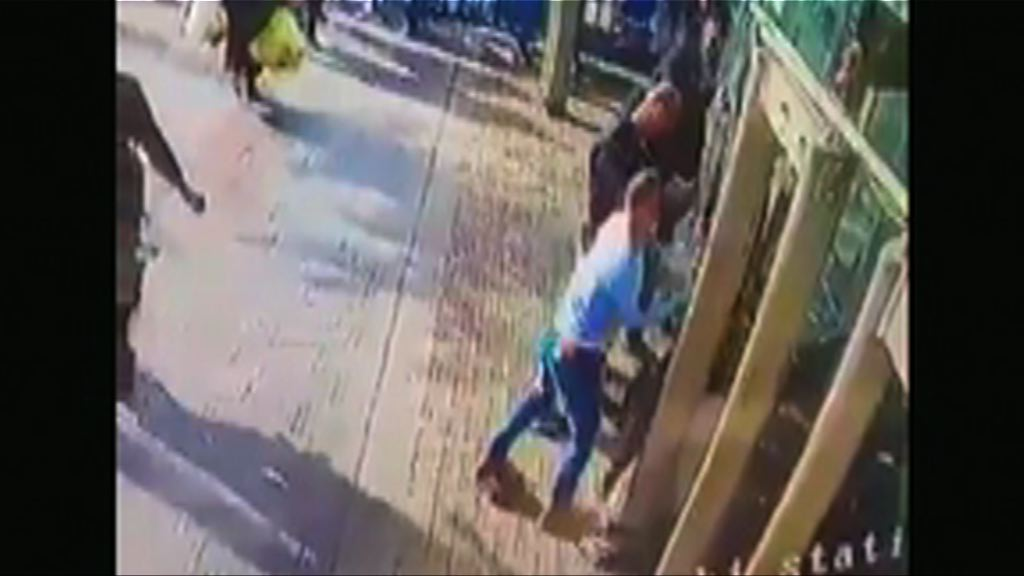 巴人青年在耶路撒冷刺傷以色列警衛