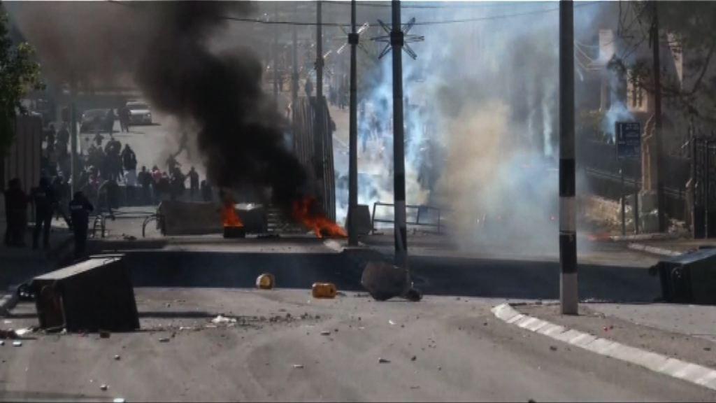 以巴衝突持續 至少兩名巴人死亡