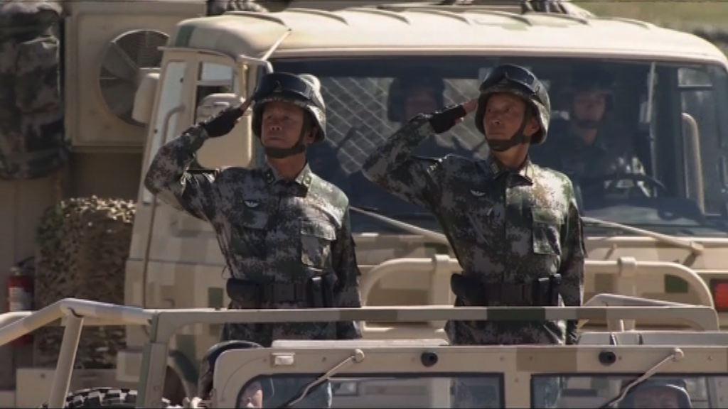 分析:朱日和基地閱兵顯實戰能力