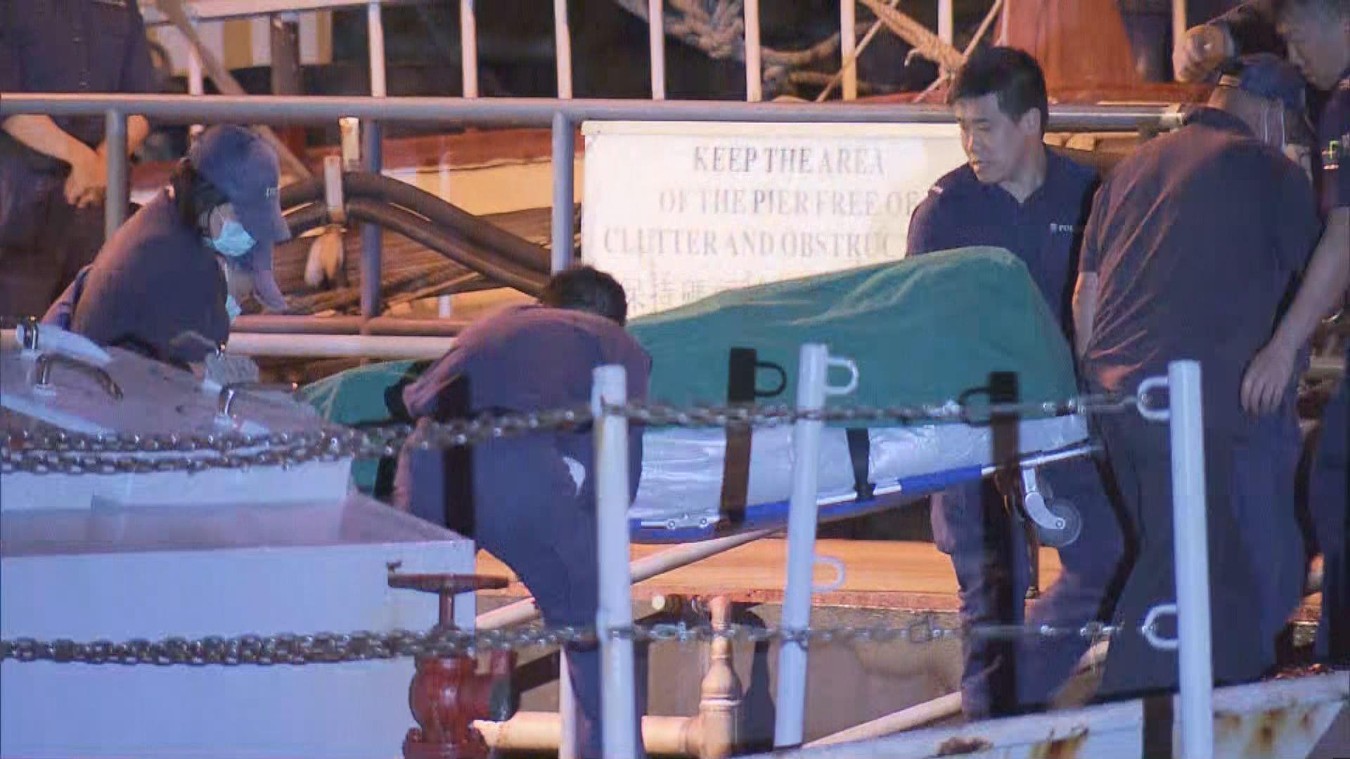 石鼓洲潛水失蹤男子獲尋證實死亡