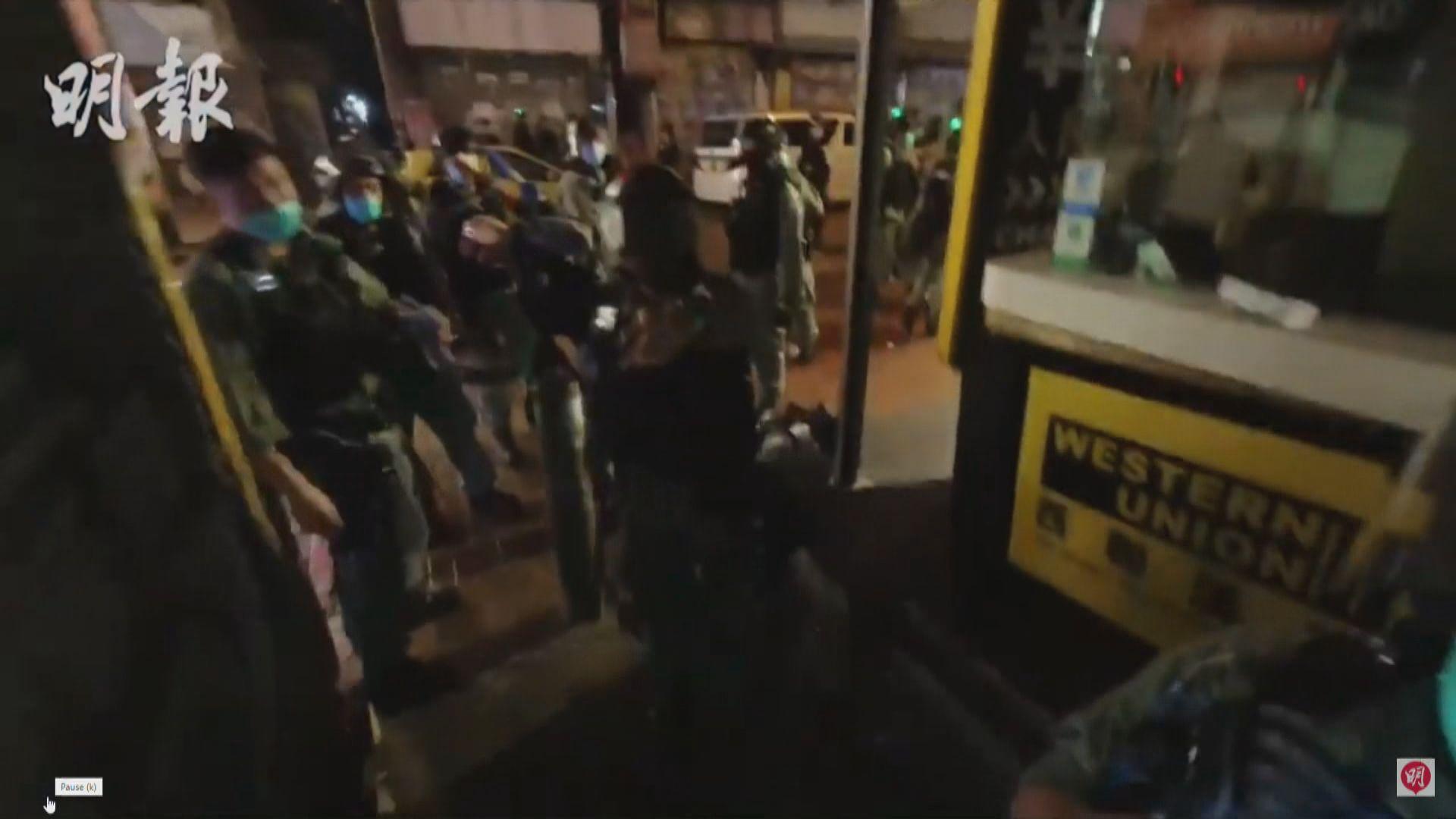 記協等多個傳媒工會聯署抗議警方踐踏新聞自由