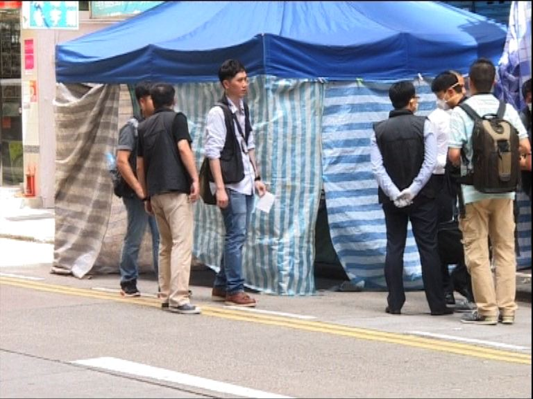旺角床褥裹屍案今提堂 疑犯被押至法院