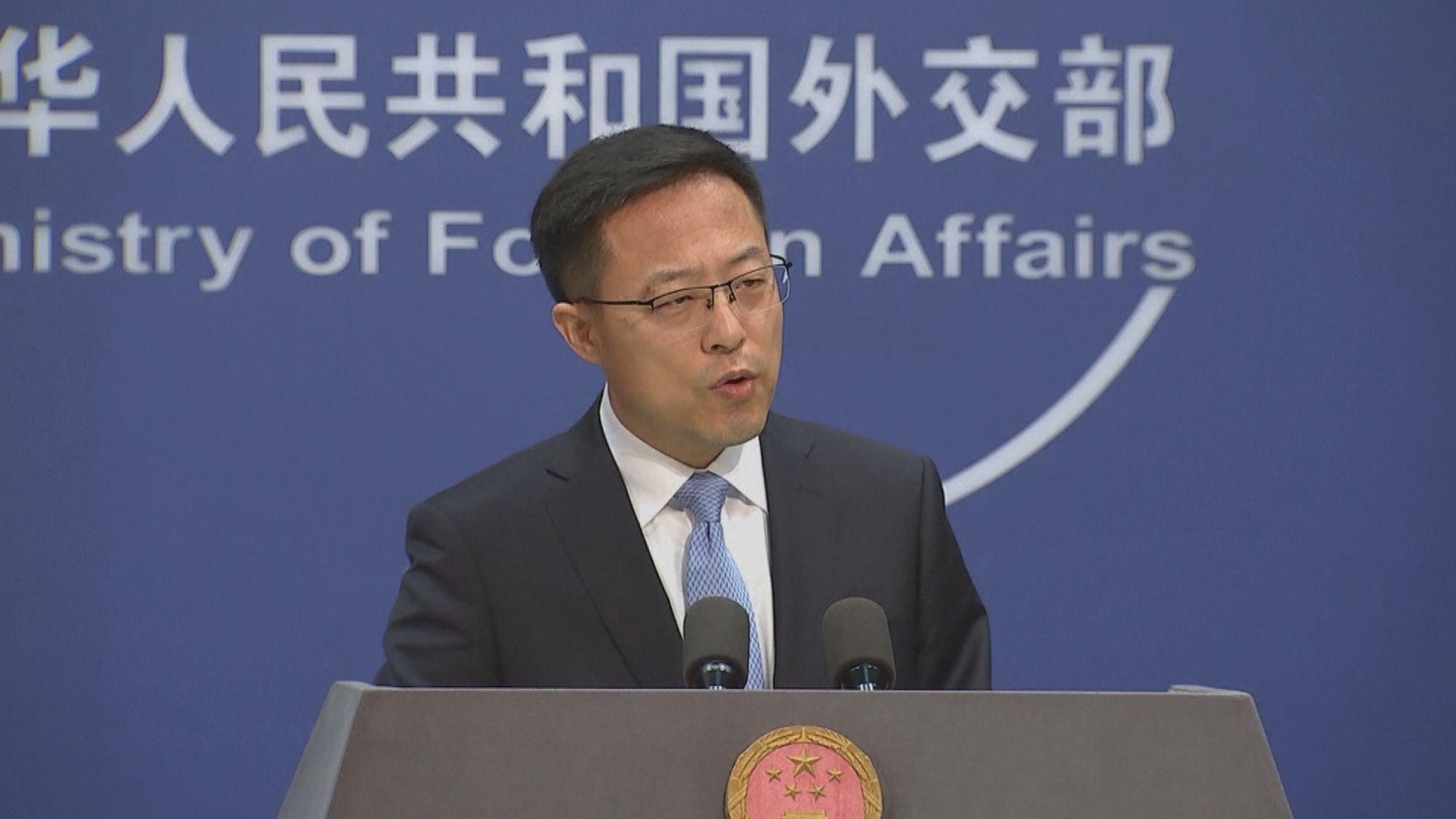 中澳關係緊張 外交部:責任完全不在中方
