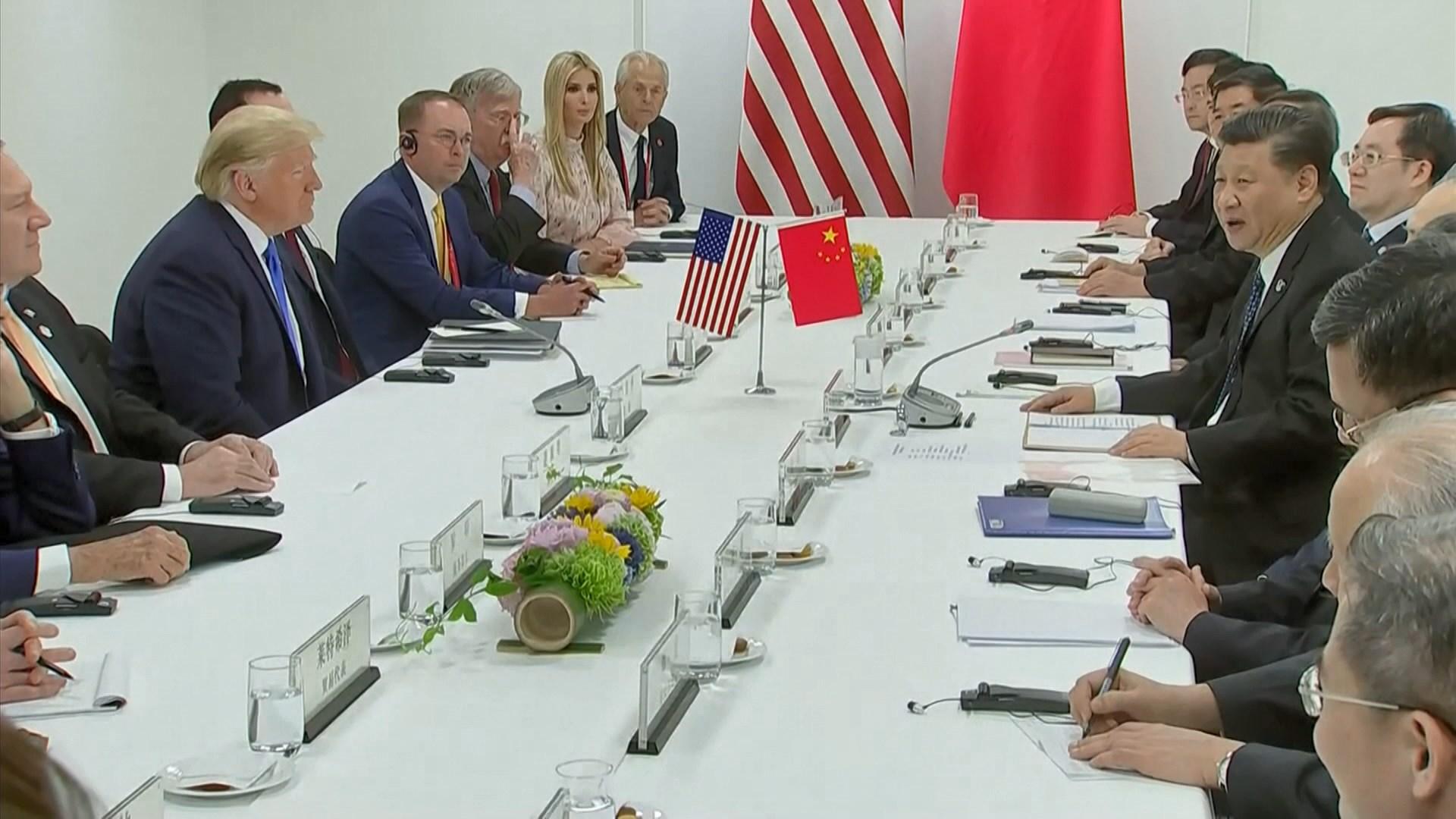 英媒:特朗普減少批評香港修例爭議換重啟中美貿易談判