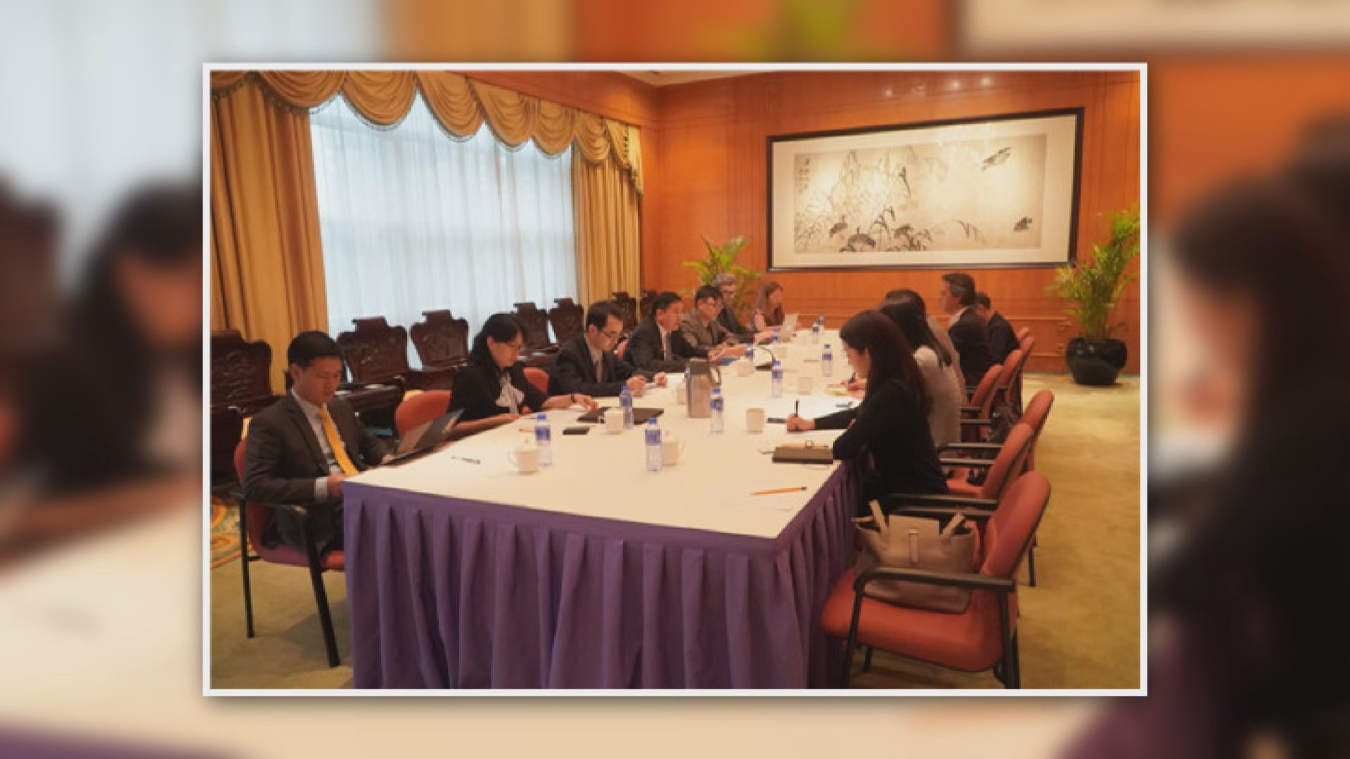 外交部副特派員冀外媒公正報道修訂逃犯條例
