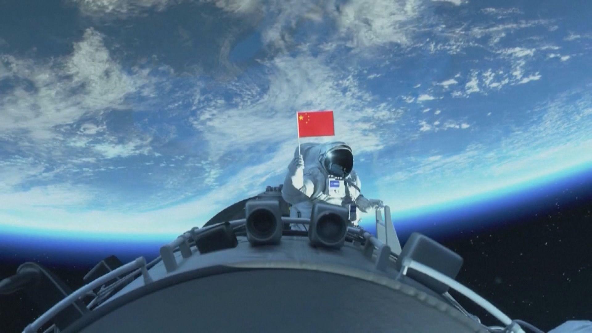 三名歐洲太空人學習中文 或明年登中國太空站