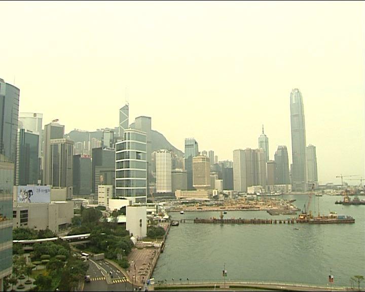 穆迪:港政治爭拗礙增長
