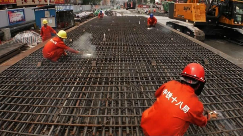 【上調預測】穆迪料中國今年經濟增長6.8%