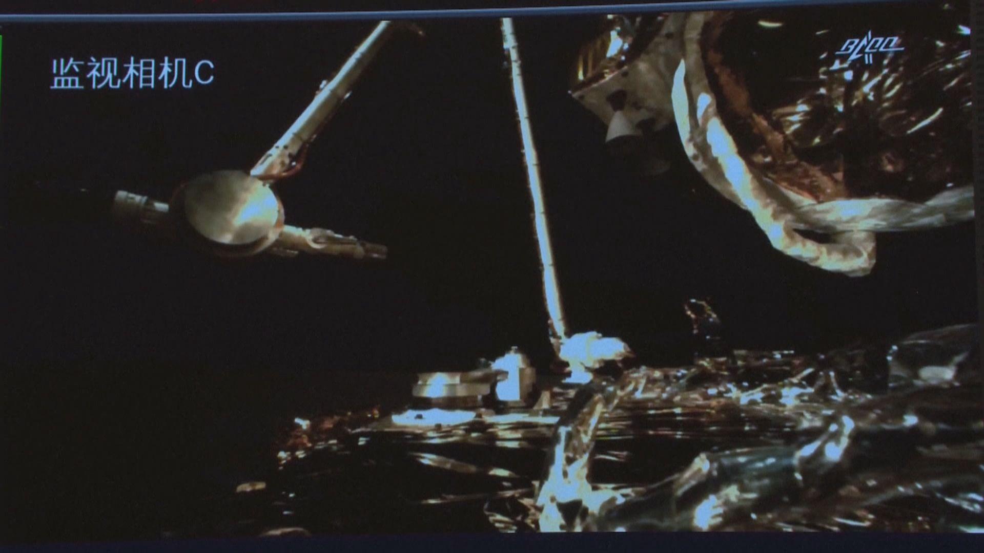 分析認為嫦娥五號任務成功開啟太空競爭新時代