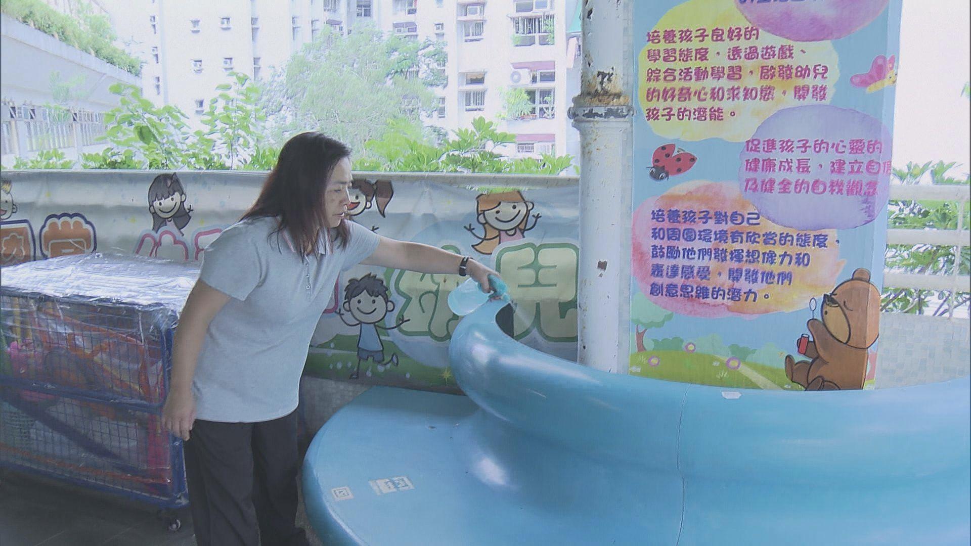 黃大仙多間學校開學前加強防蚊措施