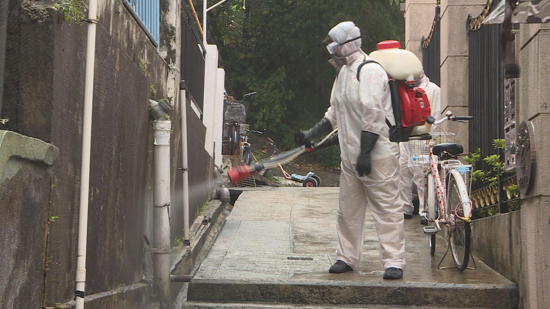 黃加慶:疫情爆發原因不明 長洲情況難估計