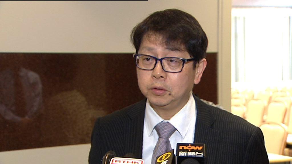 蕭偉強:本屆任期前敲定對沖方案