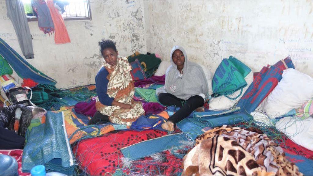 利比亞拘留所環境惡劣 難民遭虐待