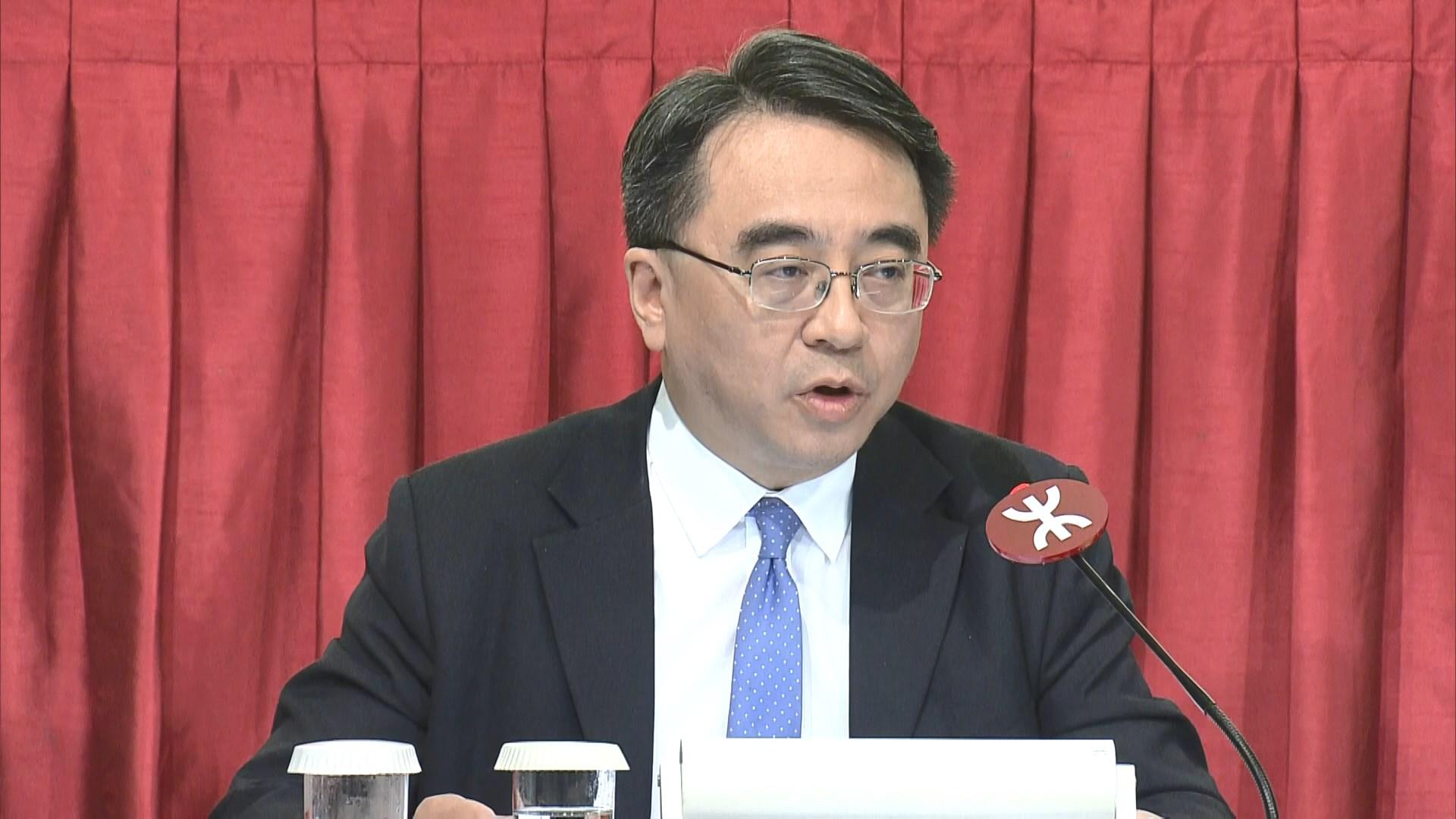 金澤培4月1日出任港鐵行政總裁