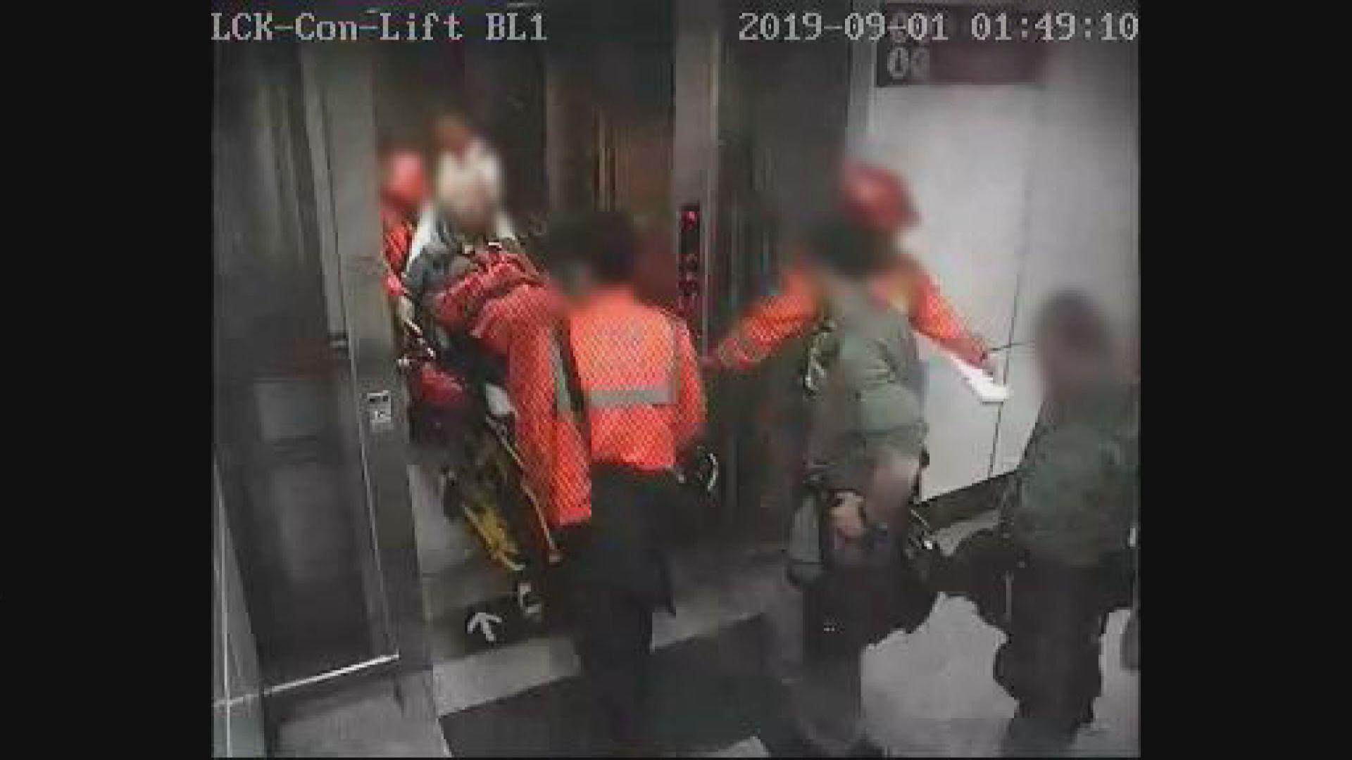 港鐵:太子站三部閉路電視塗污故片段不齊全