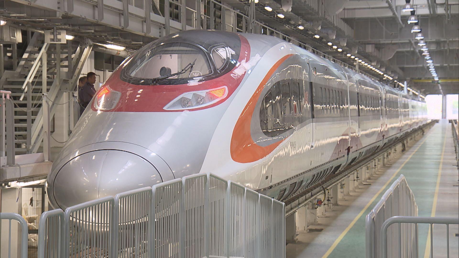 多班來往福田及深圳北列車因信號故障取消