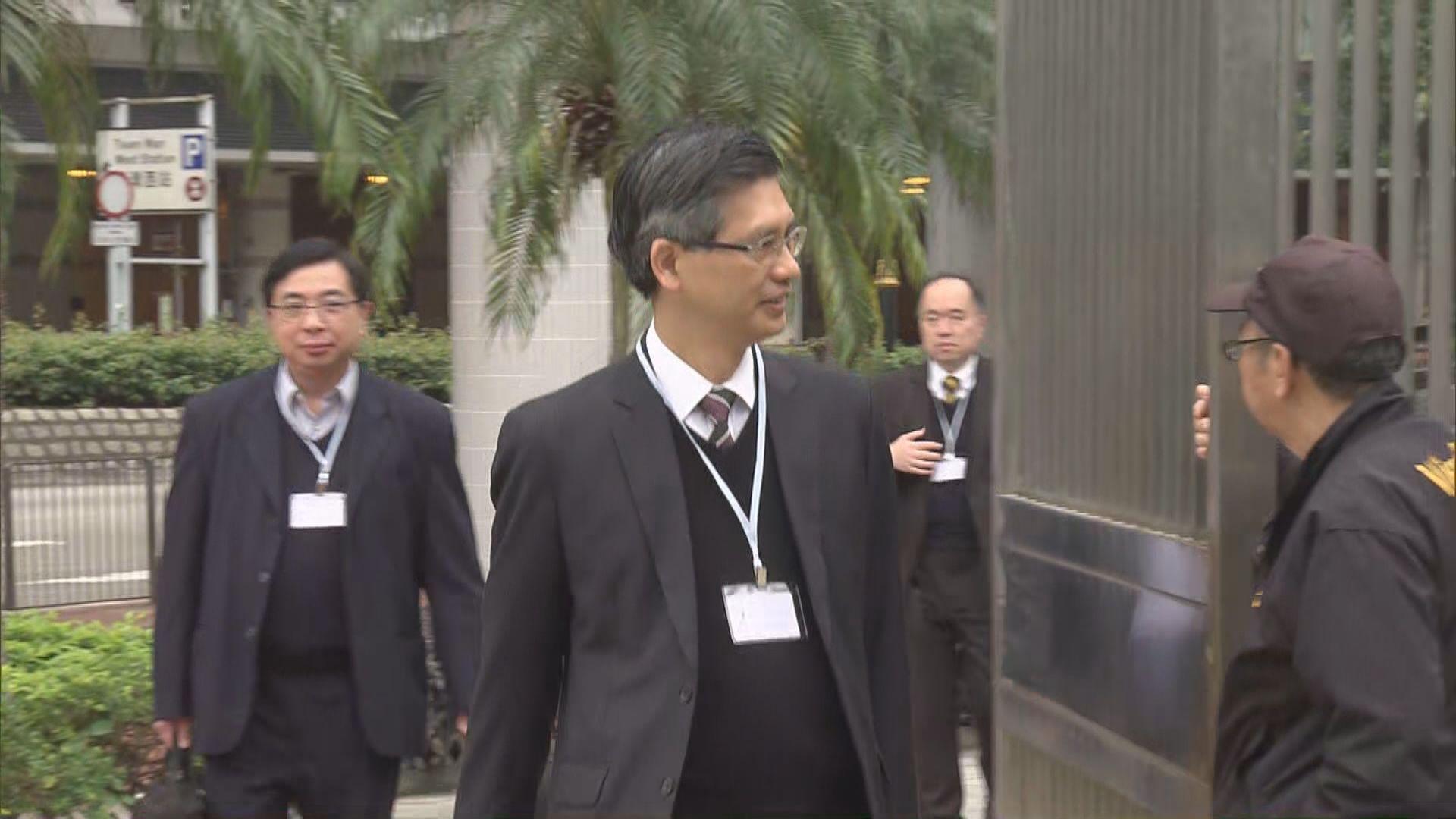 鍾錦華:對港鐵工程管理團隊失去信心