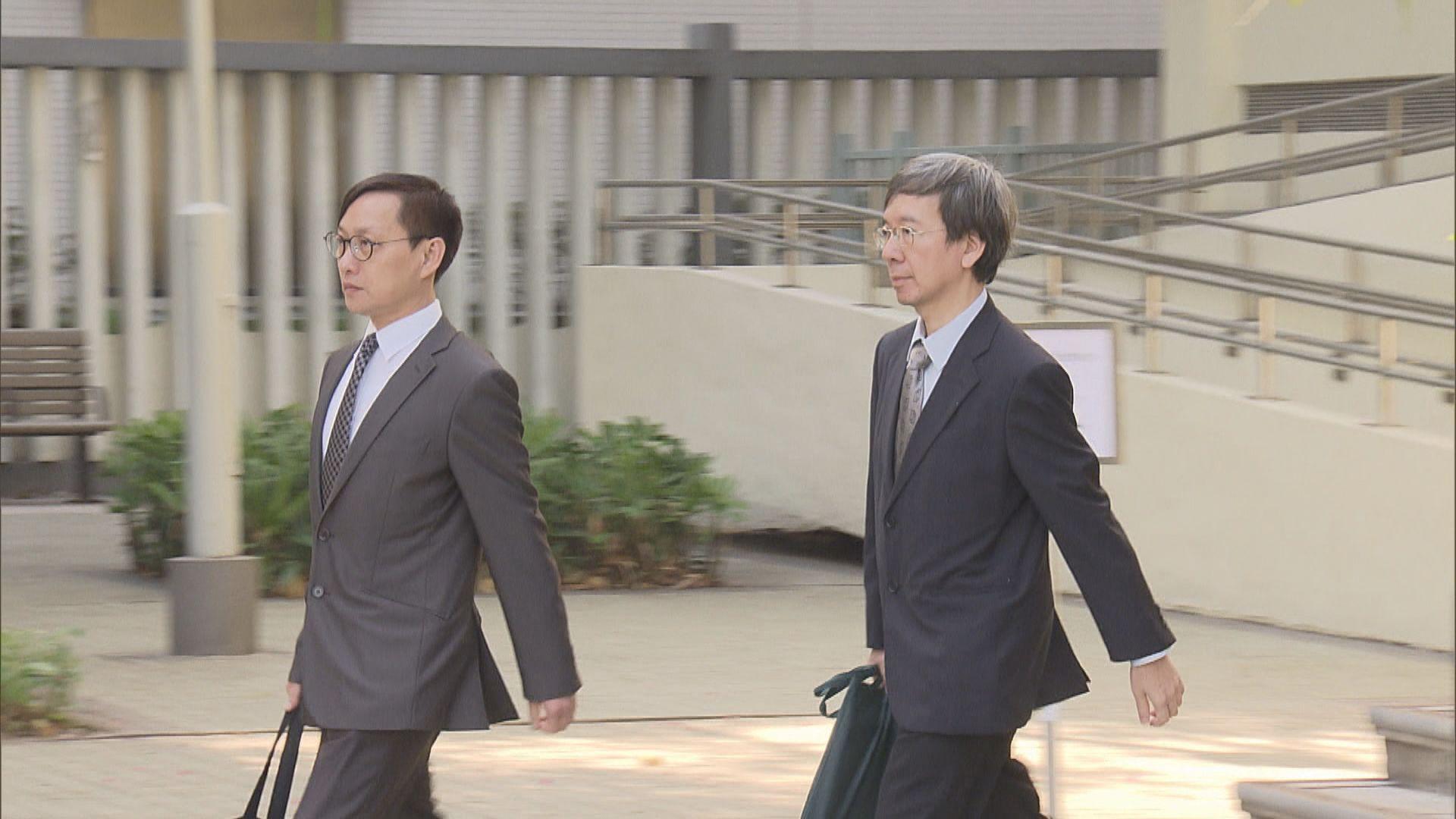 紅磡站聆訊 周二繼續傳召多名政府證人