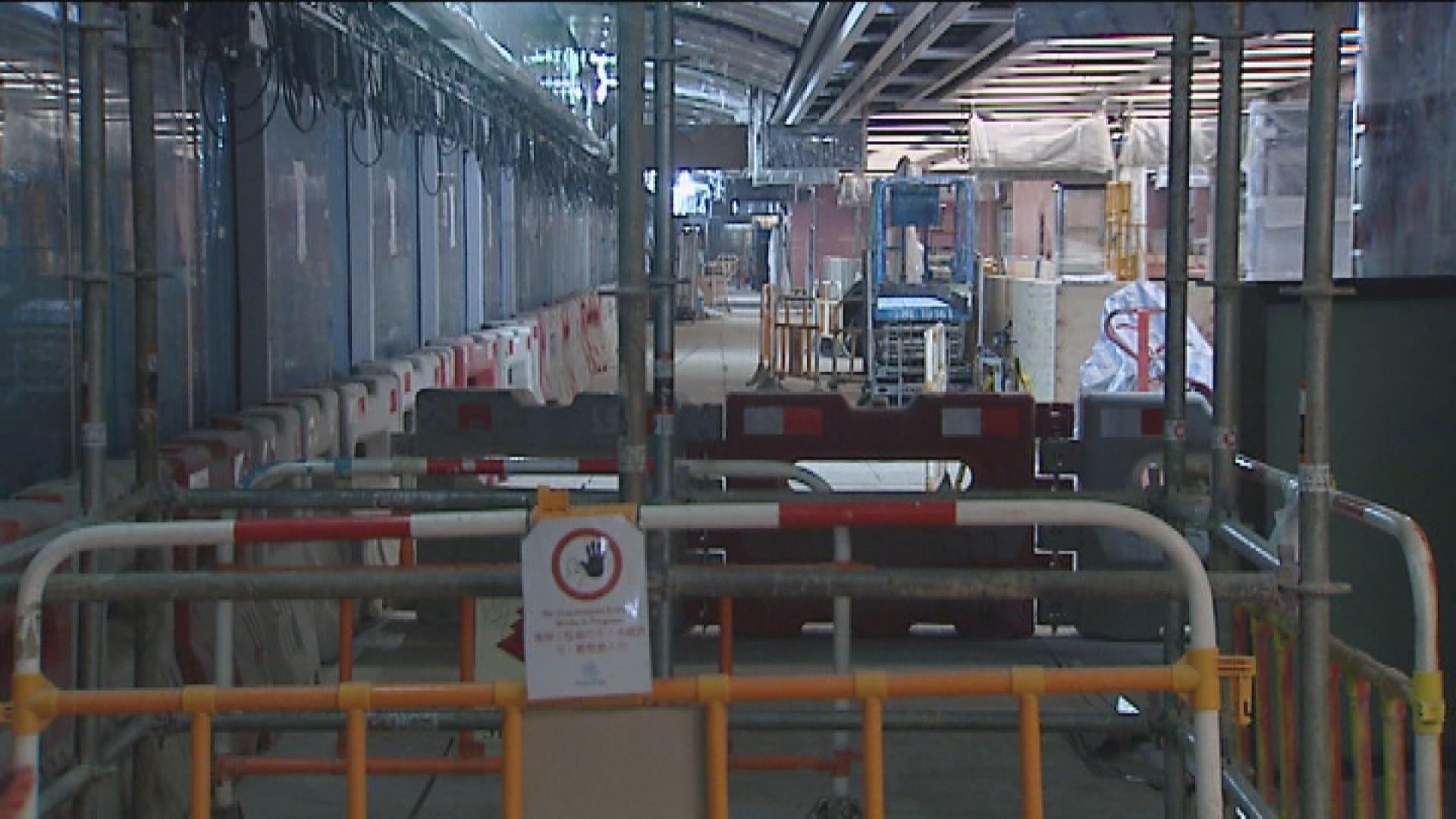 西鐵綫紅磡站新月台將啟用 港鐵:已完成適當措施