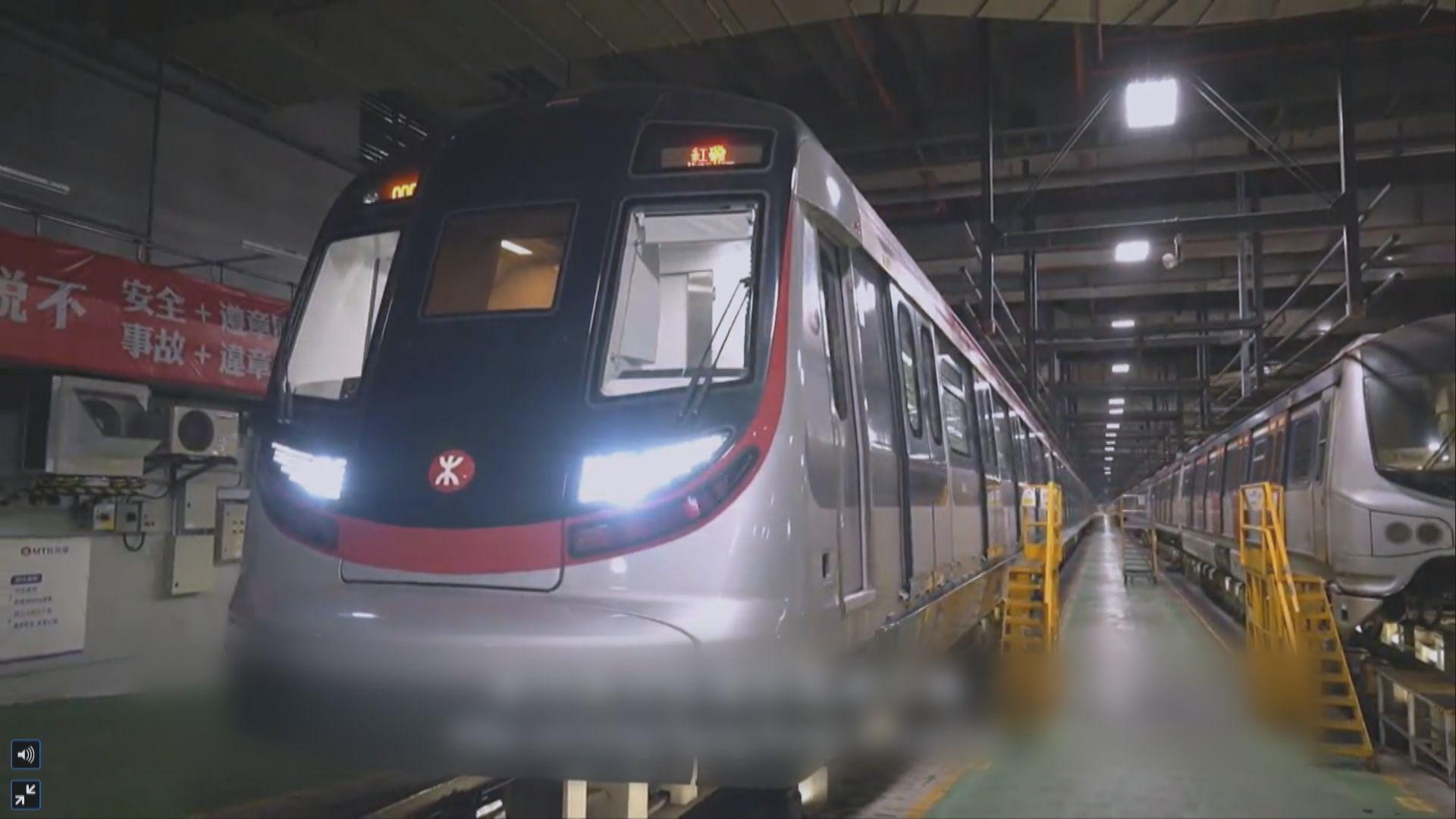 東鐵綫新列車及信號系統下月十二日逐步投入服務
