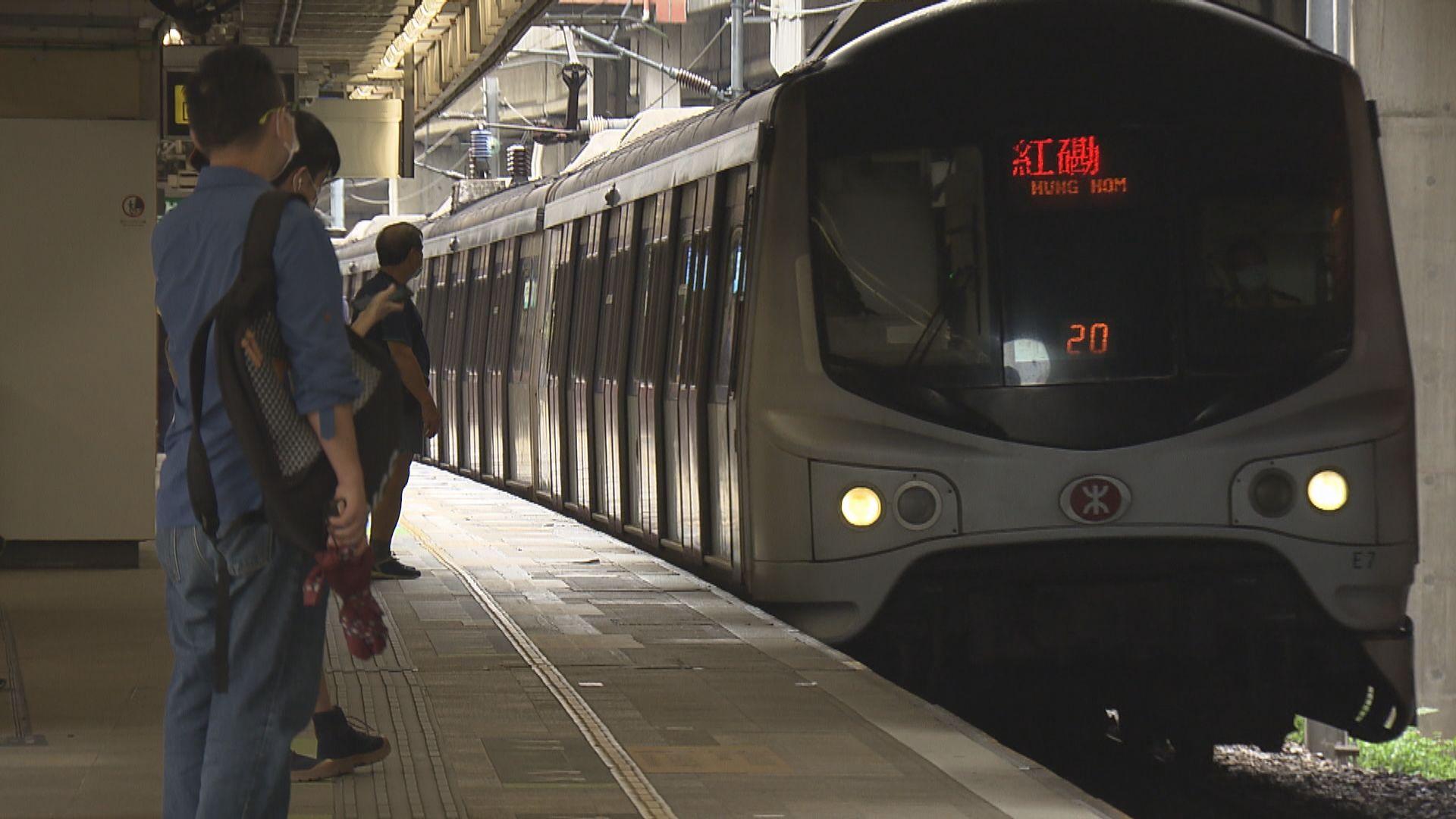 東鐵綫新信號系統明投入服務 12卡及9卡車混合運行