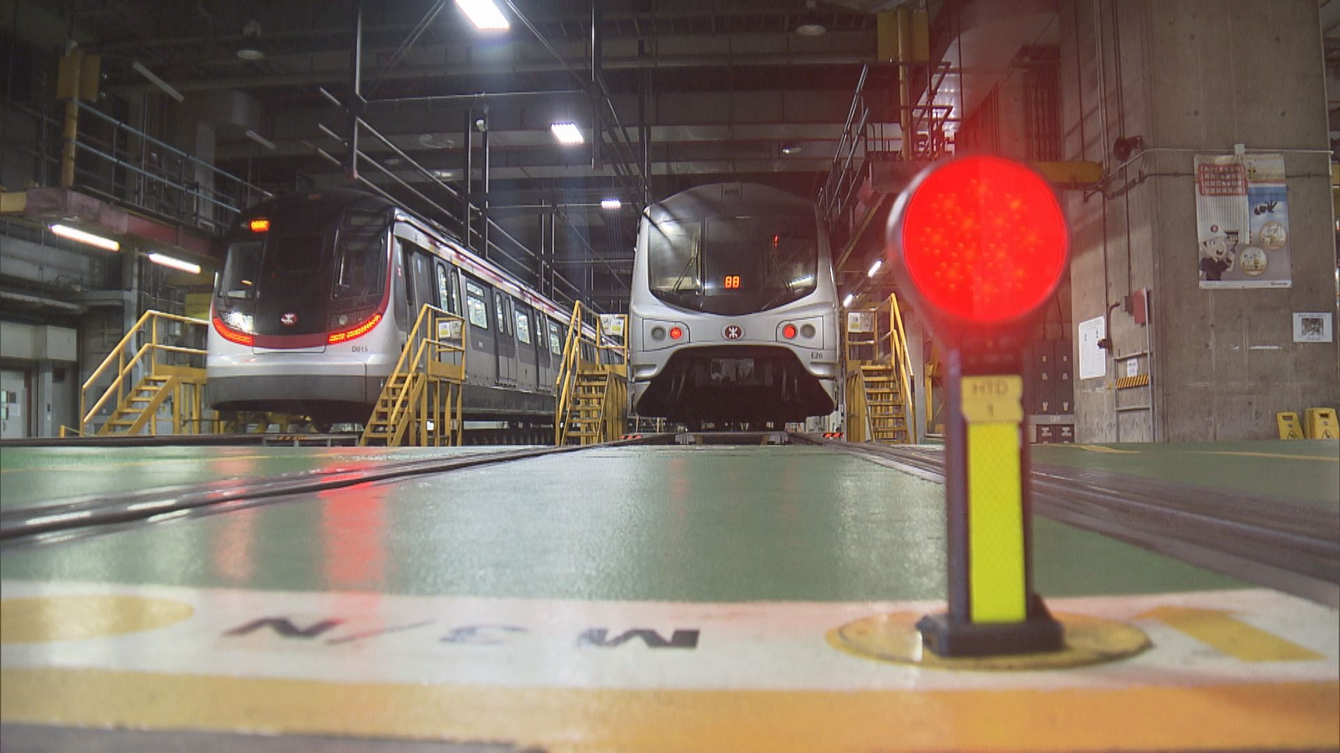 港鐵智慧維修系統助提早發現列車及路軌潛在風險