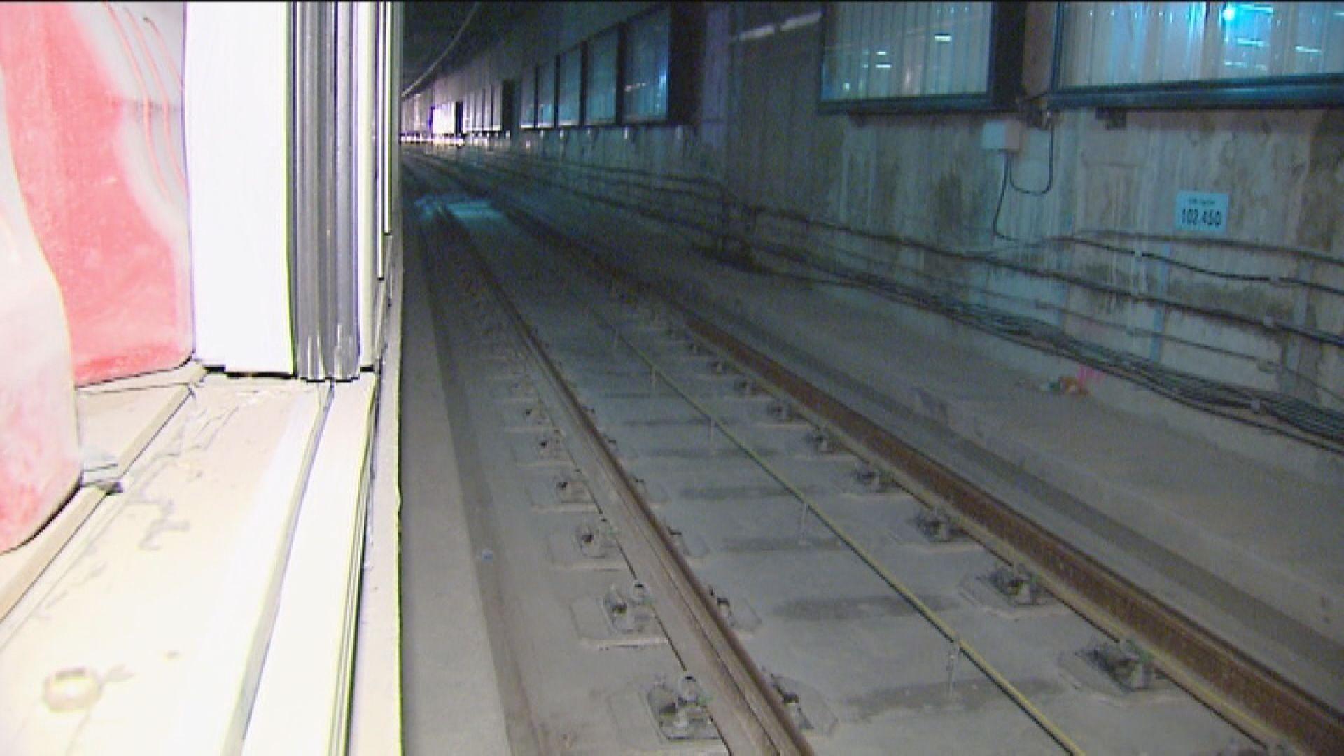 港鐵發盈警 撥備20億支付紅磡站工程開支