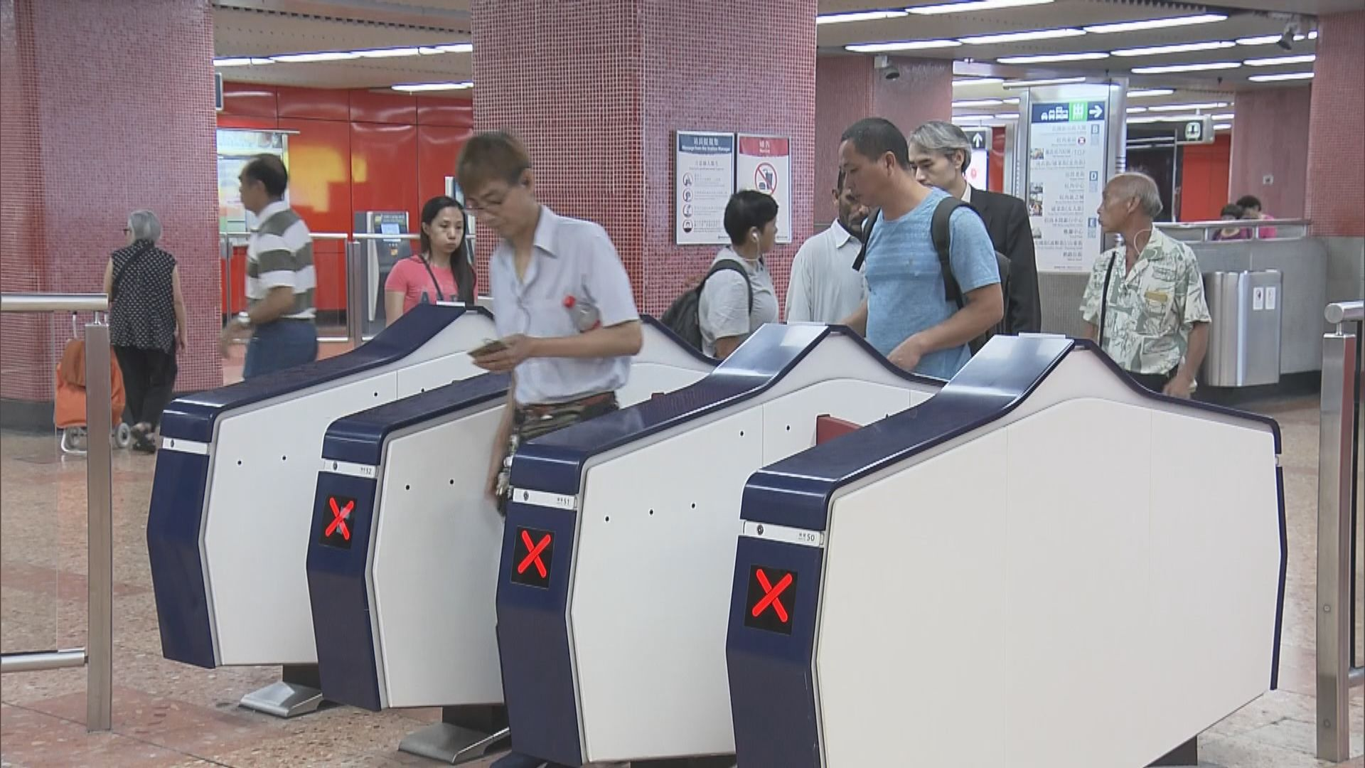 港鐵各綫及機場快線服務正常