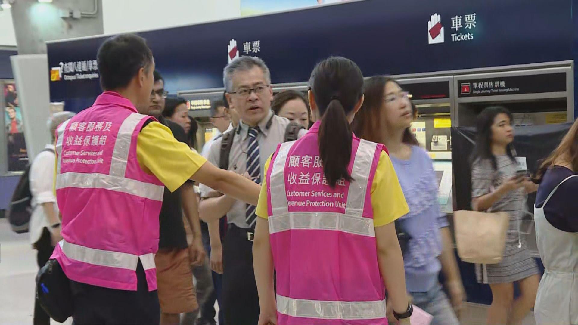 東涌港鐵站重開 惟近半範圍未解封