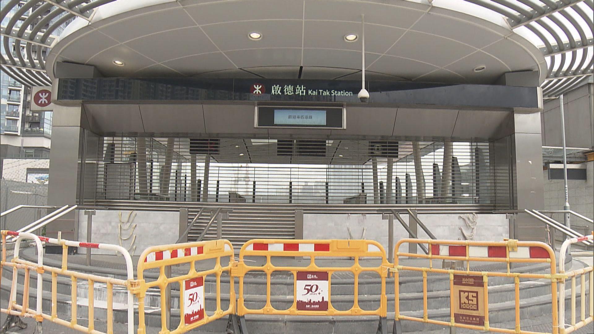 港鐵今晚起恢復屯馬綫信號動態測試
