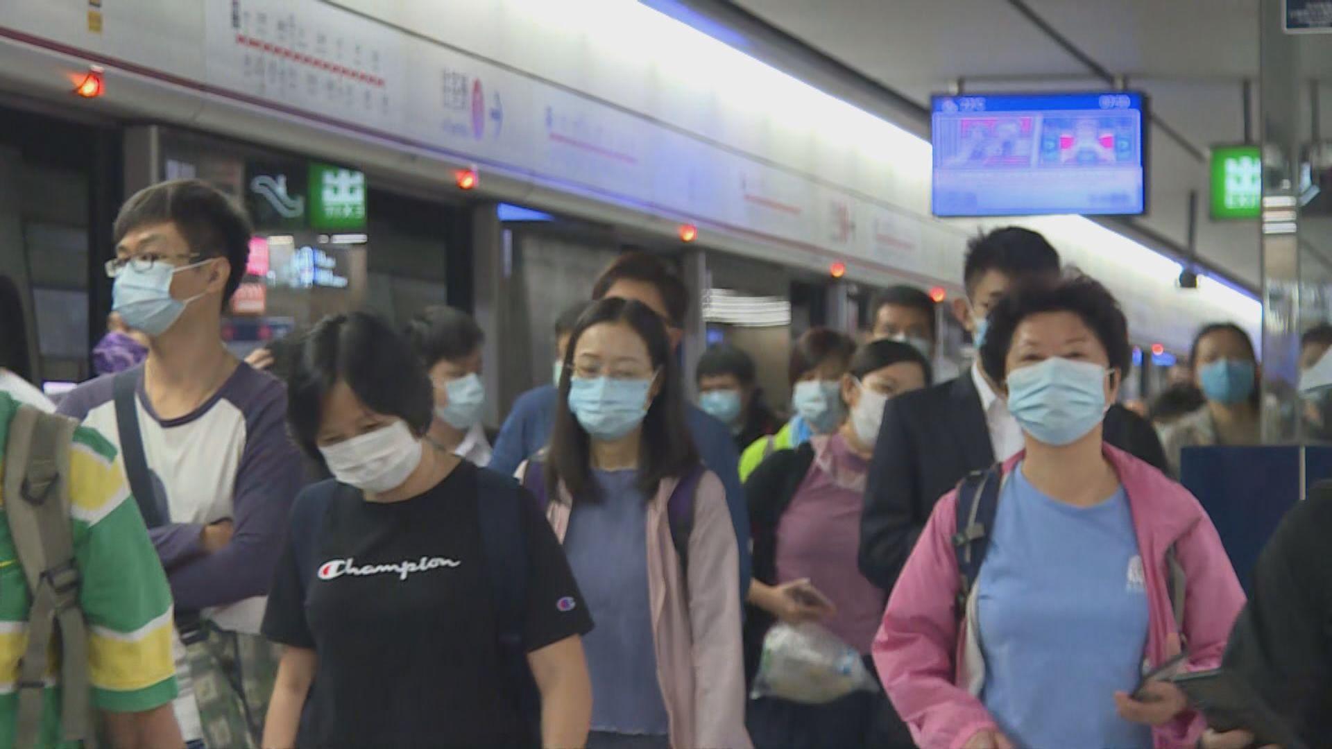荃灣綫裂紋路軌完成鞏固 下午繁忙時間班次料受影響