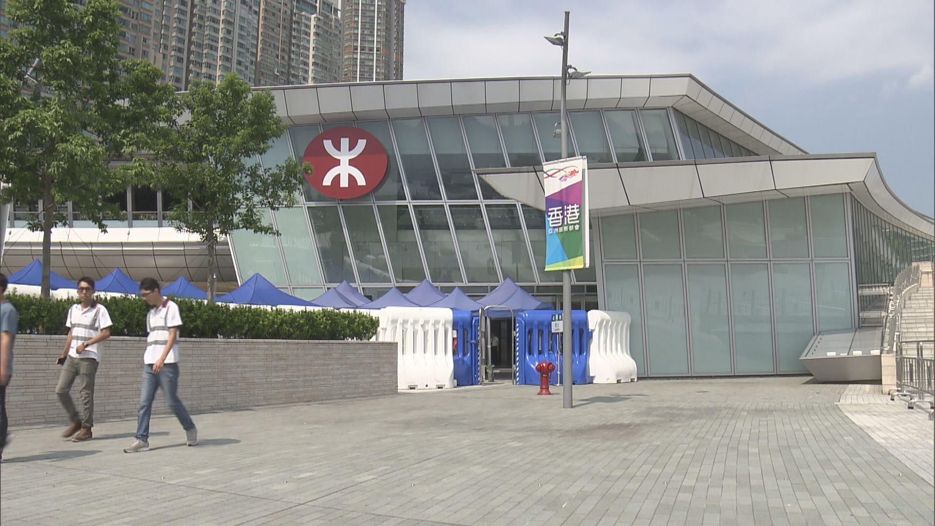 港鐵:周日乘客須持車票及旅遊文件進入西九站