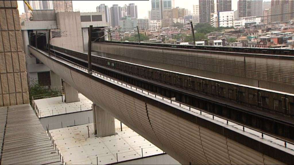 工程師:元朗站橋躉四年後才加固並不理想
