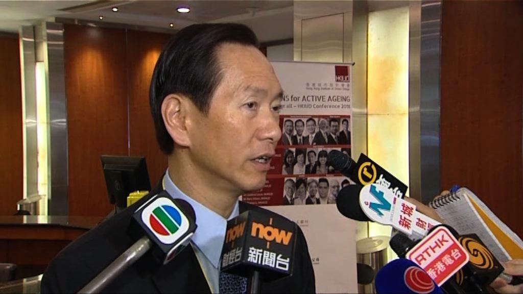陳智思:現階段難就港鐵事故談問責