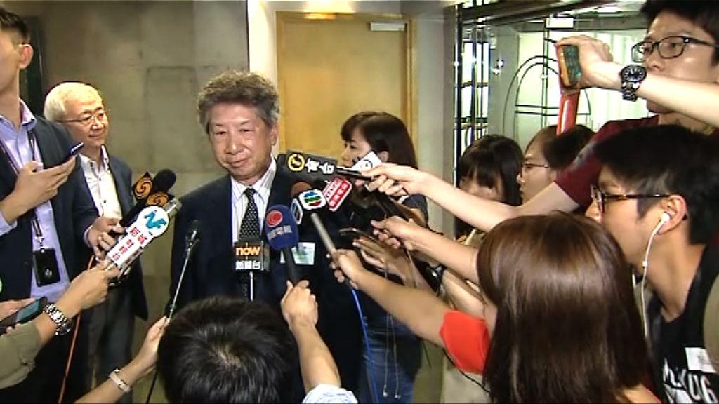 湯家驊:設獨立委員會可避免調查政治化