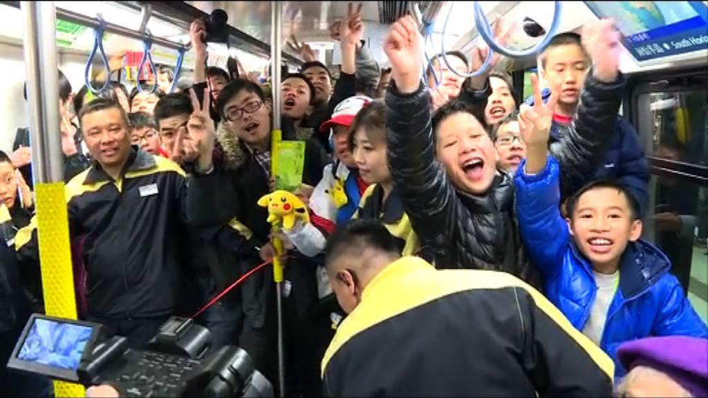港鐵:南港島綫可增至兩分鐘一班車