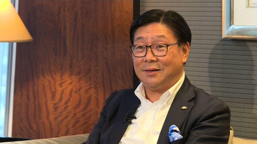 馬時亨:港鐵計劃海外引入鐵路加物業發展