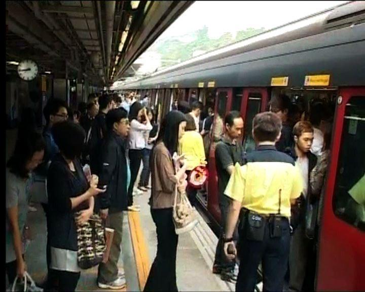 港鐵就東鐵早上一度停駛致歉