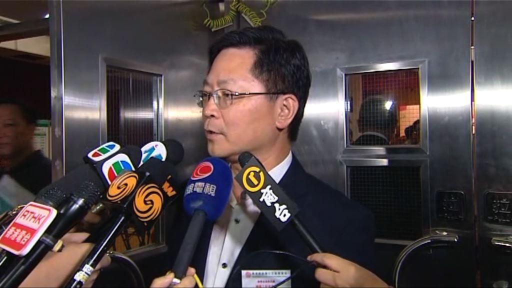 元朗站橋躉沉降 機電工程署:不影響安全