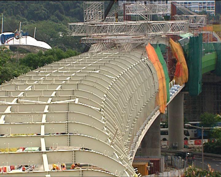港鐵無法確實南港島綫工程開通日期