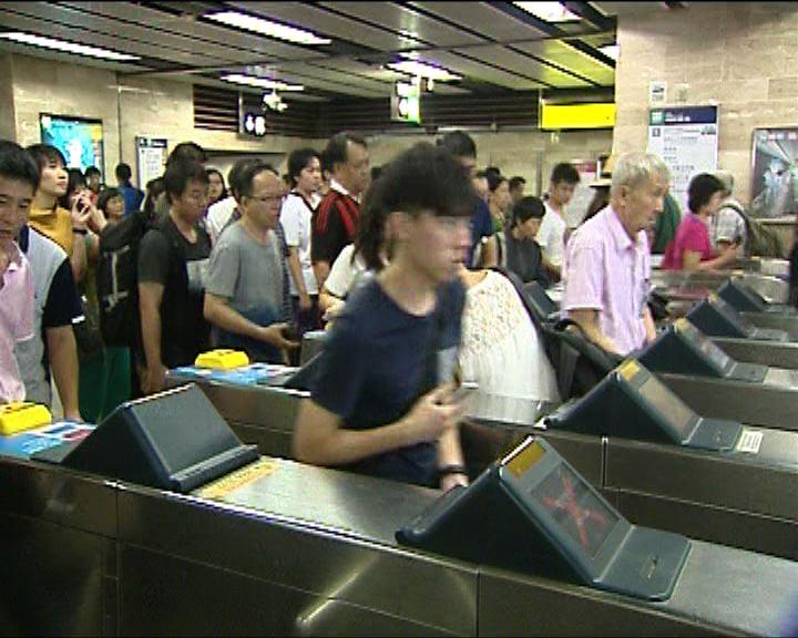 港鐵東鐵綫服務回復正常